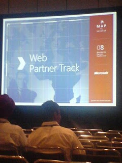 Web Partner Session
