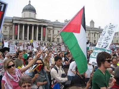 Palestine protest