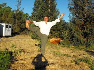chris pseudo yoga