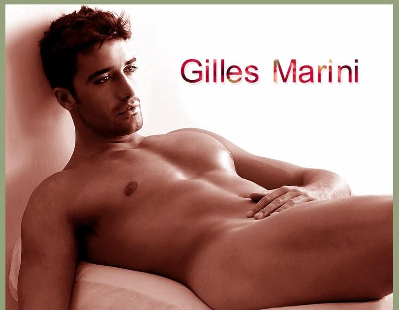 Naked Gilles Marini 105