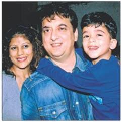 Bollywood Star Kids: Sajid Nadiadwala With Son Subhan and ...