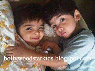 Bollywood Star Kids Hrithik Roshans Sons Hrehaan And Hridhaan With
