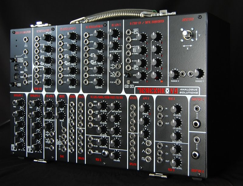 switched on synthesizer analogue solutions tereshkova. Black Bedroom Furniture Sets. Home Design Ideas