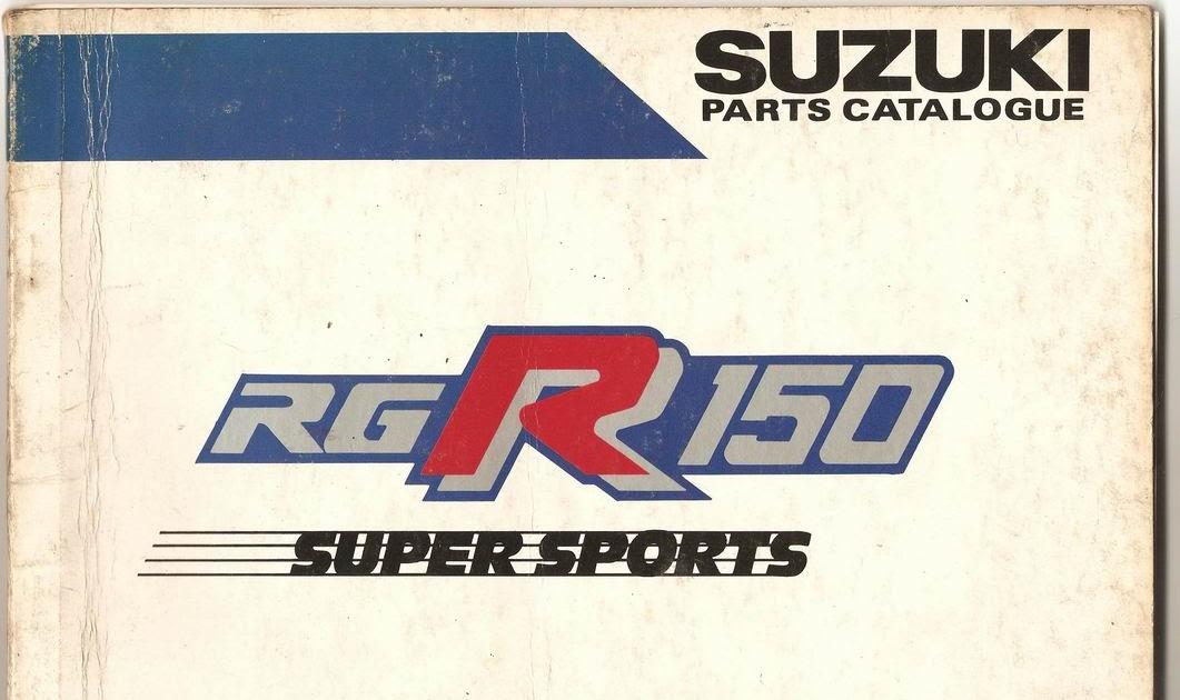 suzuki rgr 150 service manual pdf - Darin Smalls