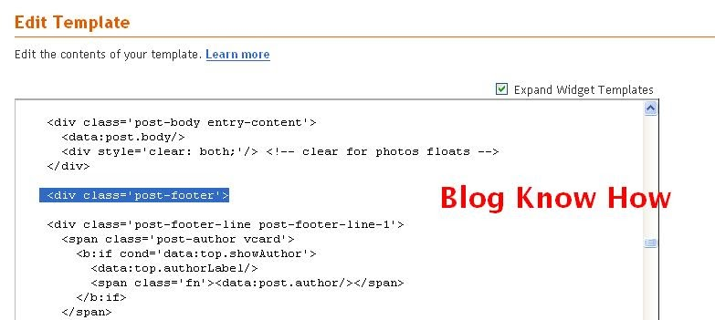Quick Earning Tricks: Add a Feedburner FeedFlare to Blogger Feed