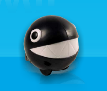 Burger King Wii Kids Meal Toys 2008 - Chain Chomp Launcher - image credit unknown