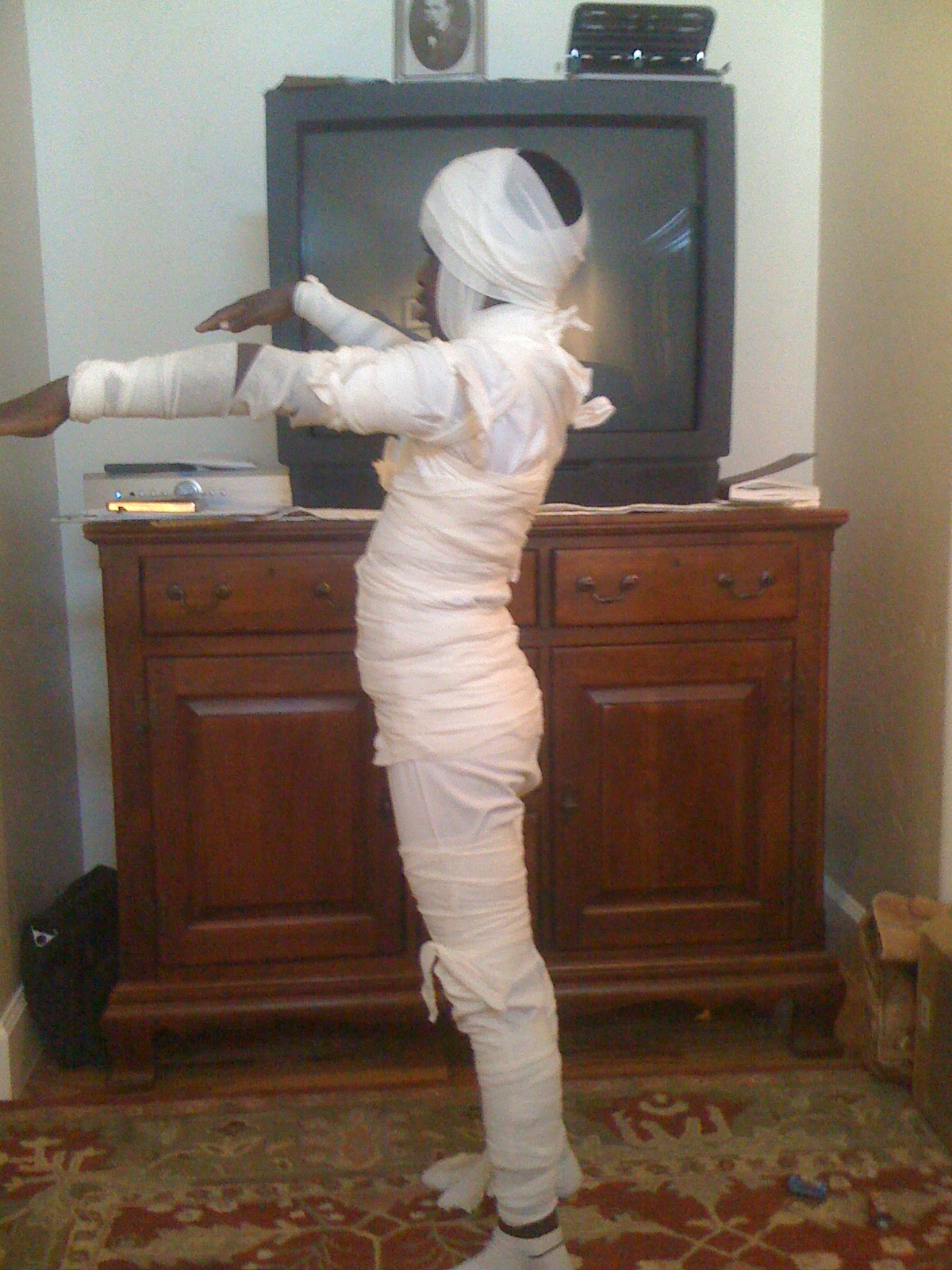 Creative Ideas For You Mummy Costume