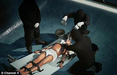 pool bondage