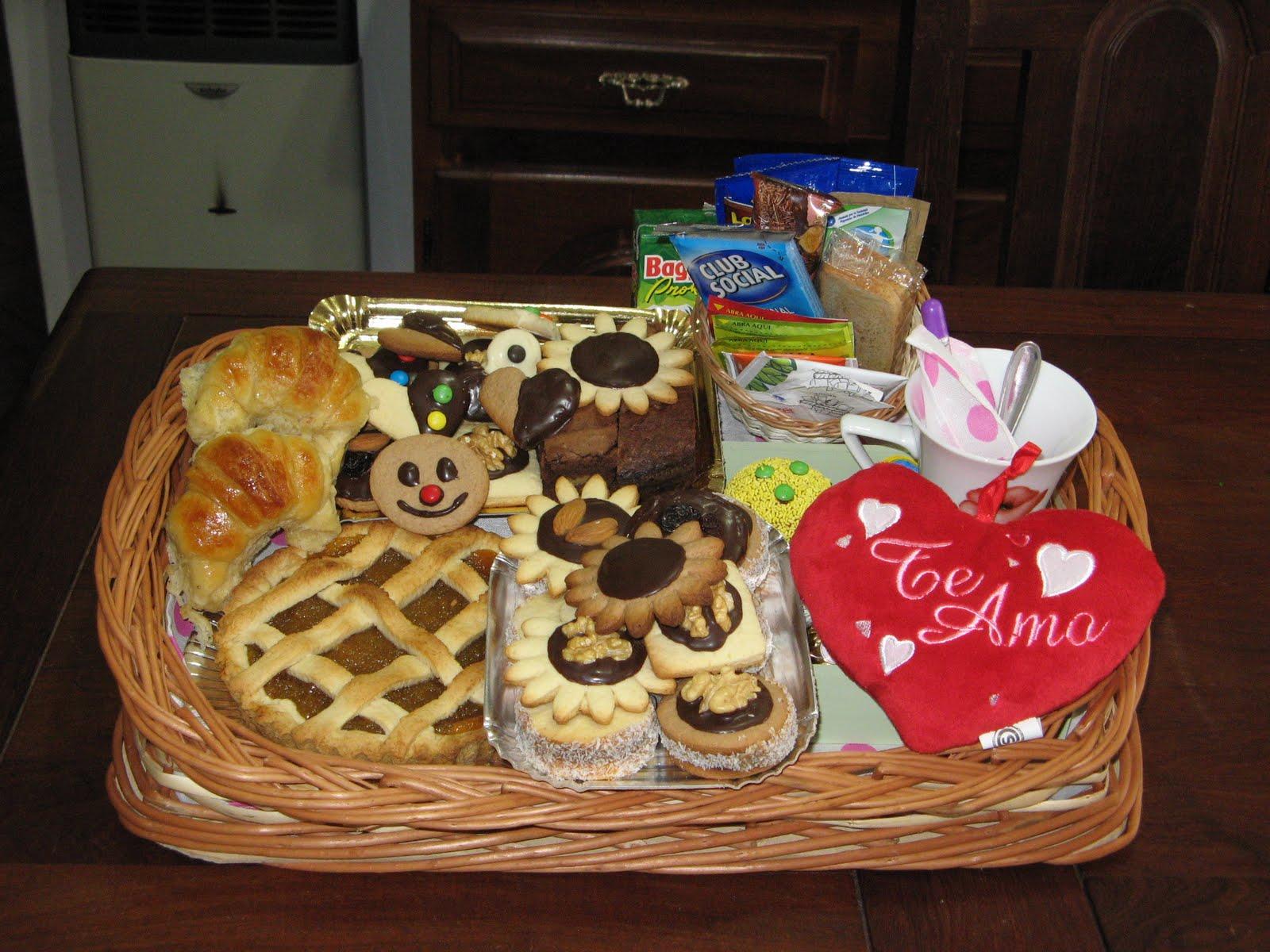 Desayunos Para El Dia De La Madre Faciles