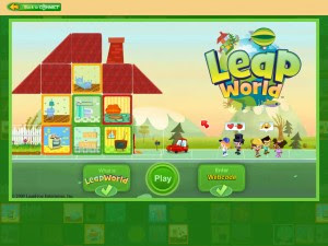 LEAPFROG LAUNCHES ONLINE LEARNING WORLD FOR KIDS - 24/7 Moms