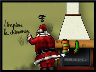 El Portal Pedido Del Miedoso A Santa