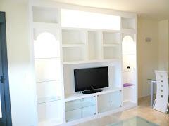 Mueble de salon (pladur)