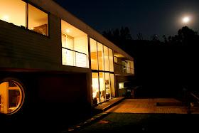 Cristian Maceiras Arquitecto Casa Huechuraba 2003
