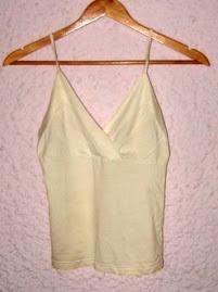 Musculosa Blanca