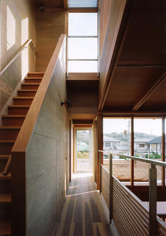 Design Of Modern Wooden Japanese House Home Arsitektur
