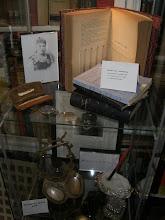 Algunas de las piezas que integrarán la Casa-Museo