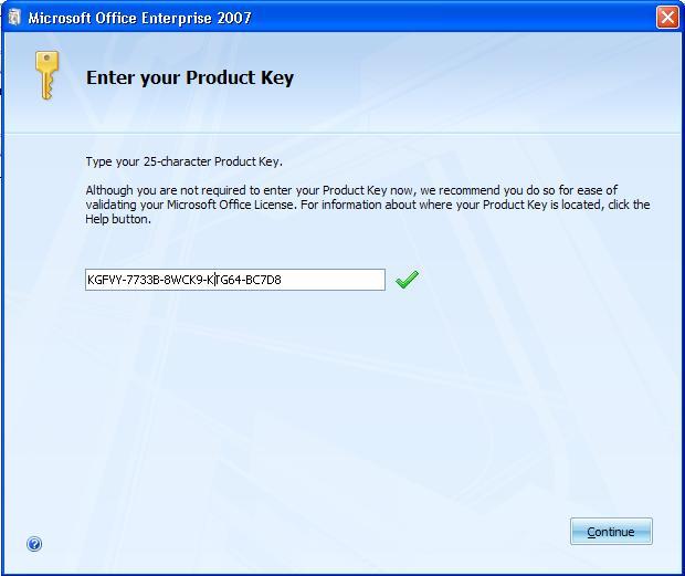 Langkah Langkah Instalasi Microsoft Office