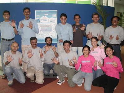 создатели Internet Explorer 7.0