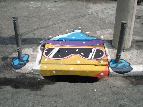 Street Art в Сан-Пауло