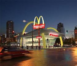 McDonald's и беспроводный Интернет