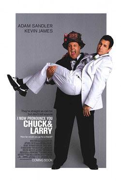 Чак и Ларри: Пожарная свадьба.