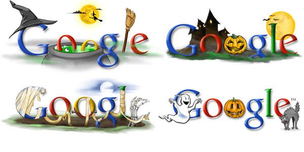Google Helloween