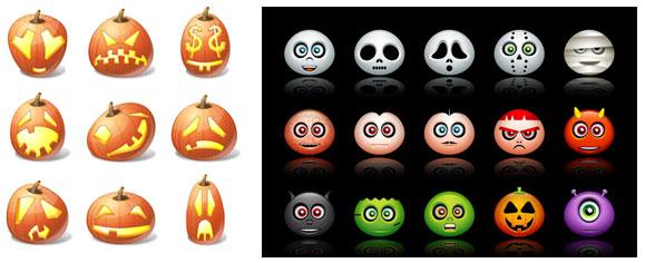Helloween иконки (icons)