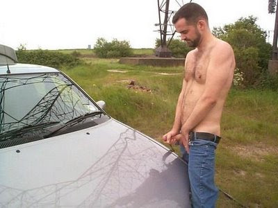 Can not Naked male truckers pissing