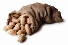 El sac sencer de patates valdrà 20 €