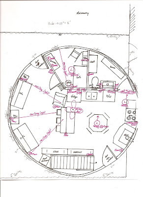 Yurt Building Plans House Design