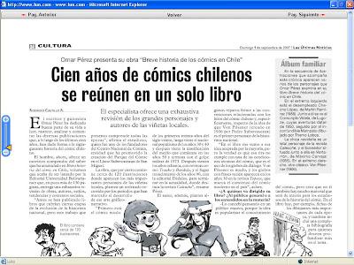 libro breve historia de chile: