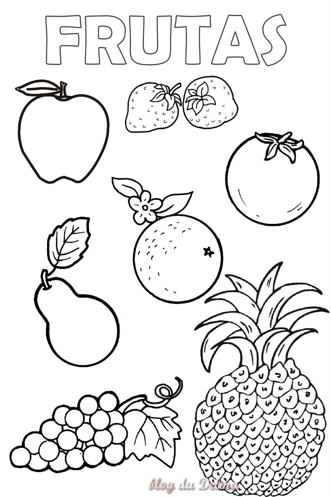 Fotos De Frutas Para Recortar Imagui