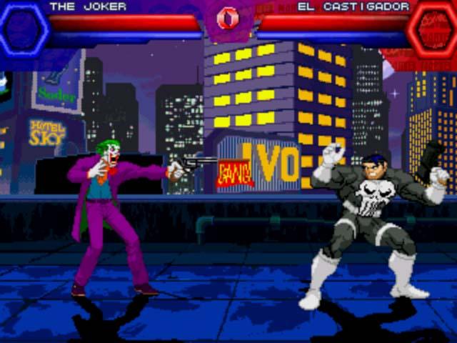 Descargar Mugen Capcom Vs Marvel 1 Link Download