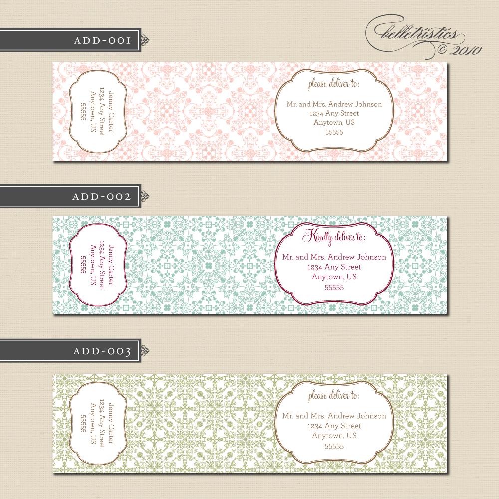 belletristics stationery design and inspiration for the diy bride