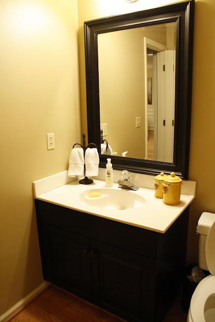 Bathroom Makeover Granite beautiful bathroom makeover and more - casa brasi - diy show off