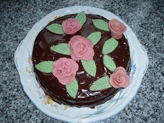 roses Gateau-roses