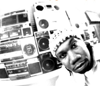 KRS One, courtesy of Million DJ March