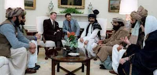 Tariq luqman Speaks: Why complain now??AMERICA AND TALIBAN-AL-QAEDA ALL ONE
