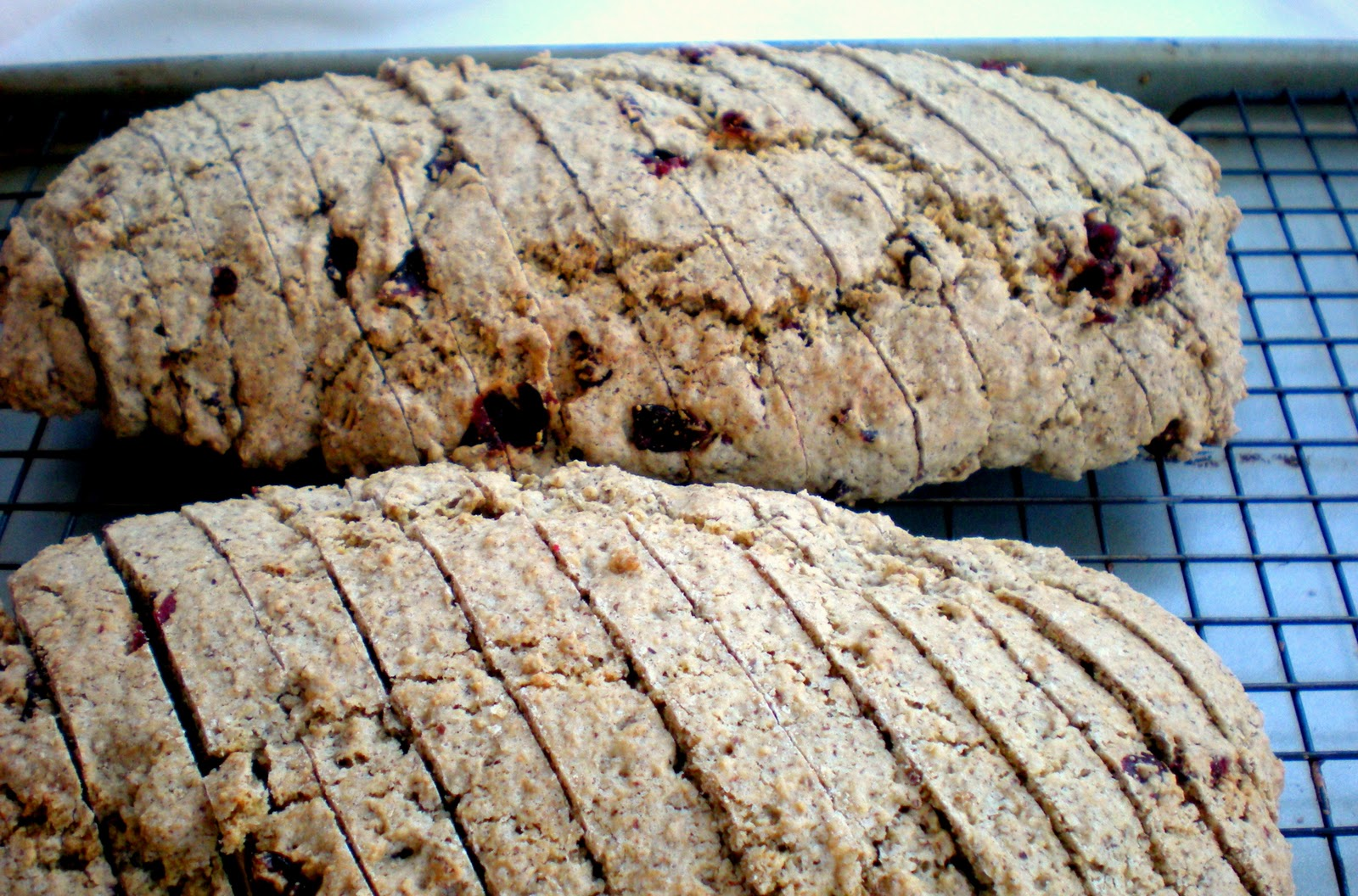 A Cook And Her Books On Valentine S Day Bake Biscotti