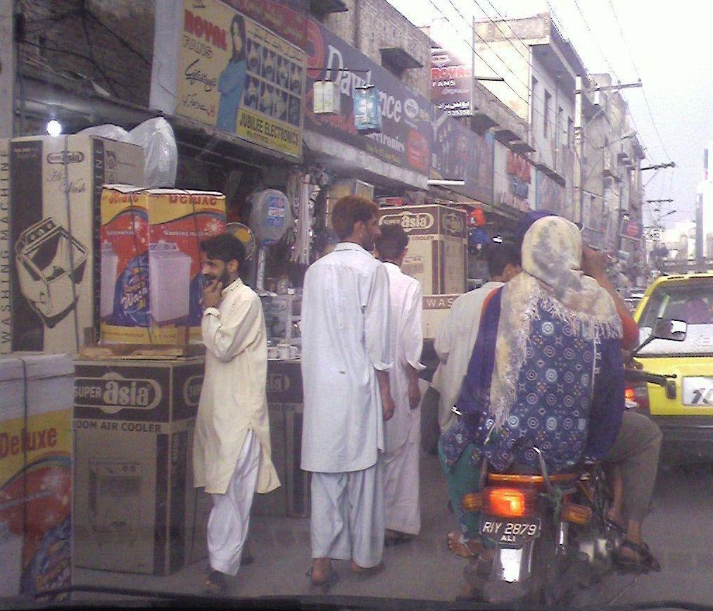 Raja Bazar Rawalpindi: Jaho Jalal