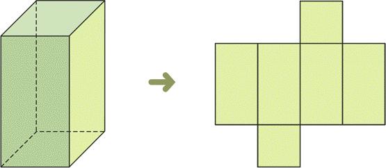 Imágenes o papeles con nombre de los cuerpos geométricos. Geometria En El Aula Prisma Cuadrangular O De Base Cuadrada