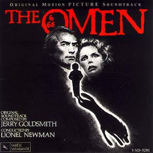 Illogical Contraption: JERRY GOLDSMITH - THE OMEN ...