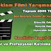 DESK 'ten 4500 TL ödüllü reklam filmi yarışması