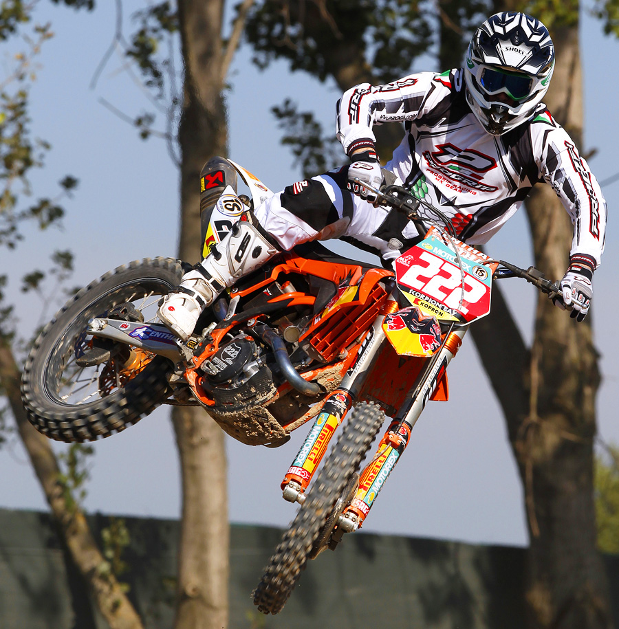 Dirt Bike Gear: Red Bull KTM Factory team bikes