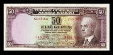 """BATAN GEMİ """" 50 KURUŞ """""""