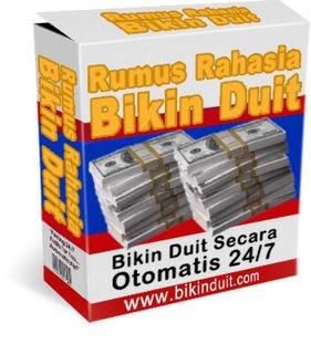 BIKIN DUIT ( MAKING MONEY)