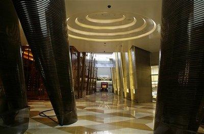 a rainx: Aria Hotel and Casino