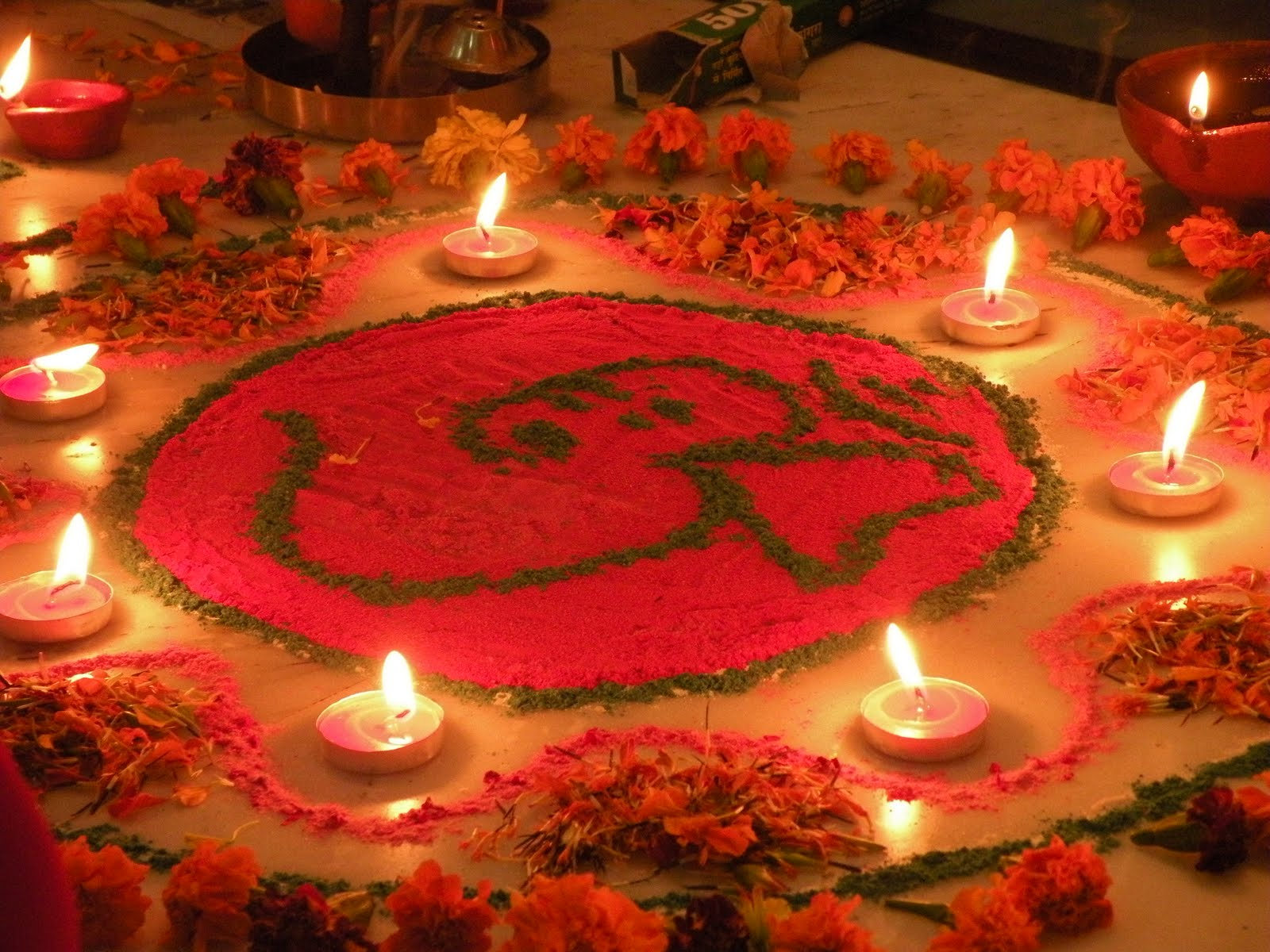 Passage To India: A Different Kind Of Diya For Diwali
