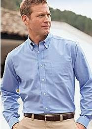 mens tall wrinkle free shirts