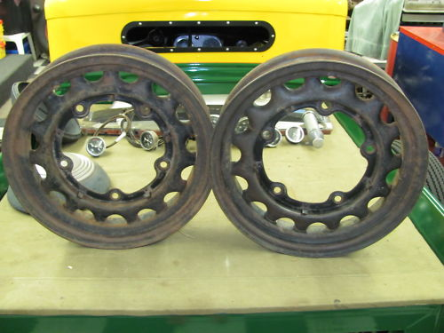 Used Harleys For Sale >> PLANET MOTHERFUCKERS: Wide 5 Ford 18 inch wheels